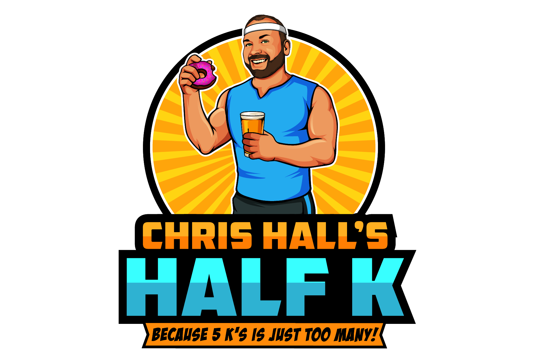 Chris Hall's Half K